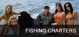 Topless Waitress Fishing Charters Geelong & Melbourne